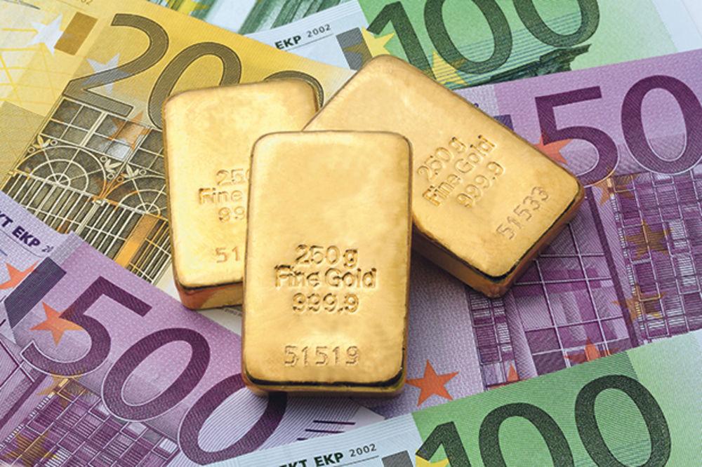 Ljudi, kupujte zlato, poskupeće 20 odsto!