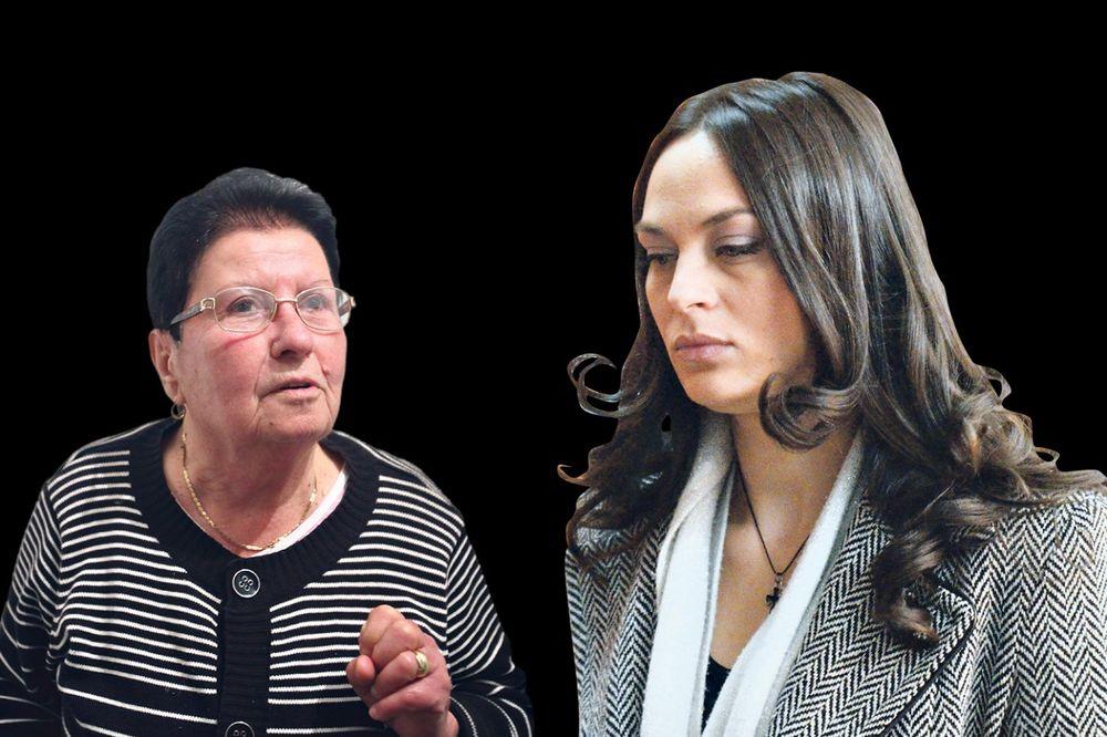 UDOVICA SE PREDOMISLILA: Petra Cvijić, daj mi pare! Plati što si mi zgazila muža!