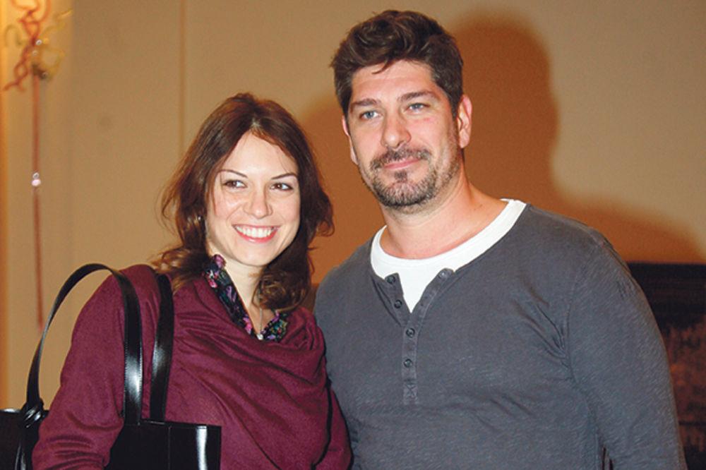 Petar Jelić, Aleksandra Berček, foto Vladimir Sporčić