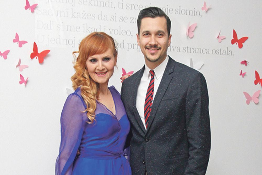 Aleksandra Kovač u ljubavi s Markom