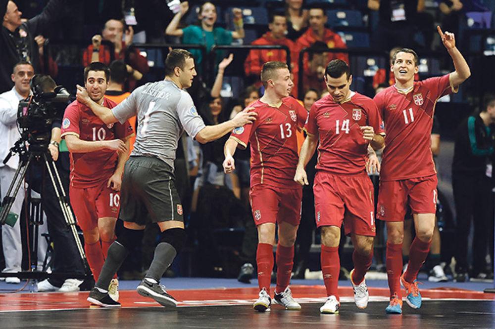 (VIDEO) UŽIVO: Srbija protiv Kazahstana za bronzu na EP, Kocić se oporavio od povrede