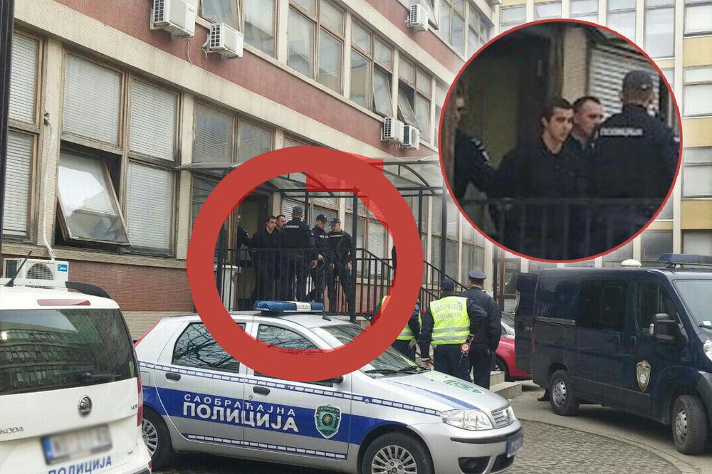 UBISTVO VOJISLAVA ŠKRBIĆA: Upucao narko-bosa, osuđen na 18 godina