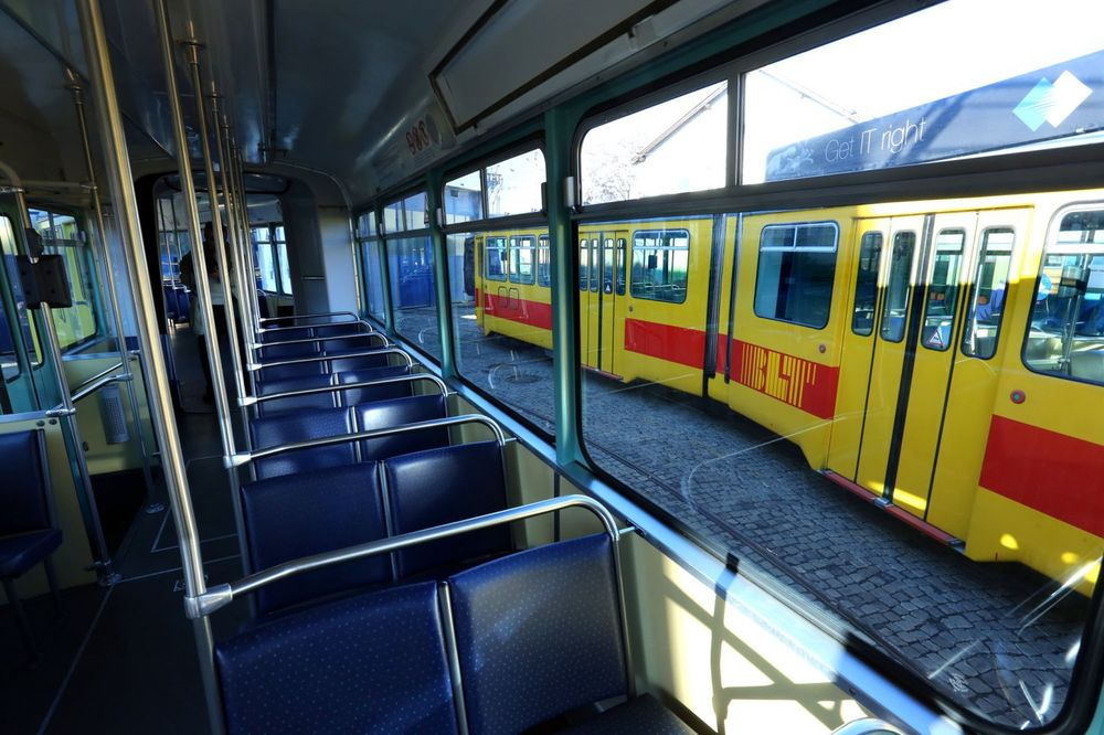 RADOVI NA ŠINAMA U KARAĐORĐEVOJ: Linije 7 i 11 se ukidaju, 2 i 9 voze izmenjeno