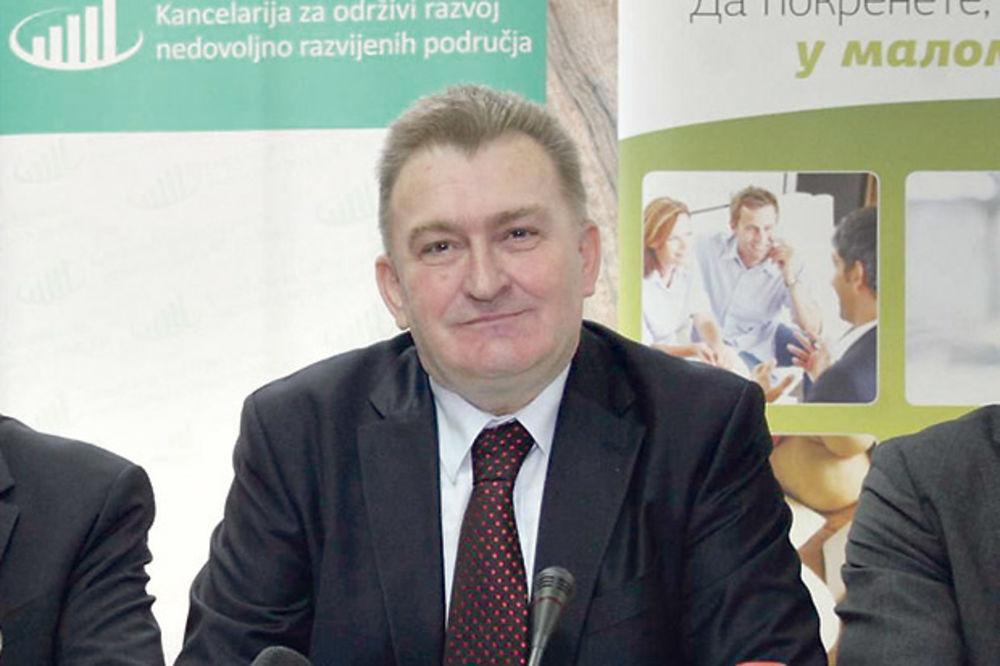 Muamer Redžović na čelu NO Srbijagasa
