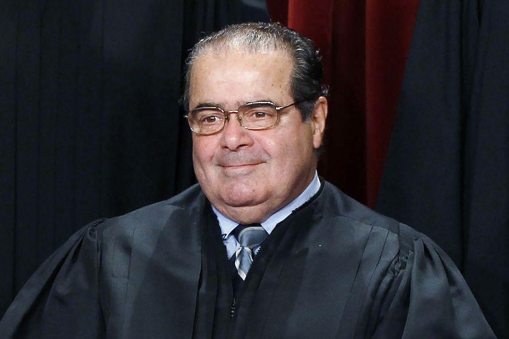 Vrhovni sud SAD, Antonin Skalija, sudija, Foto: Reuters