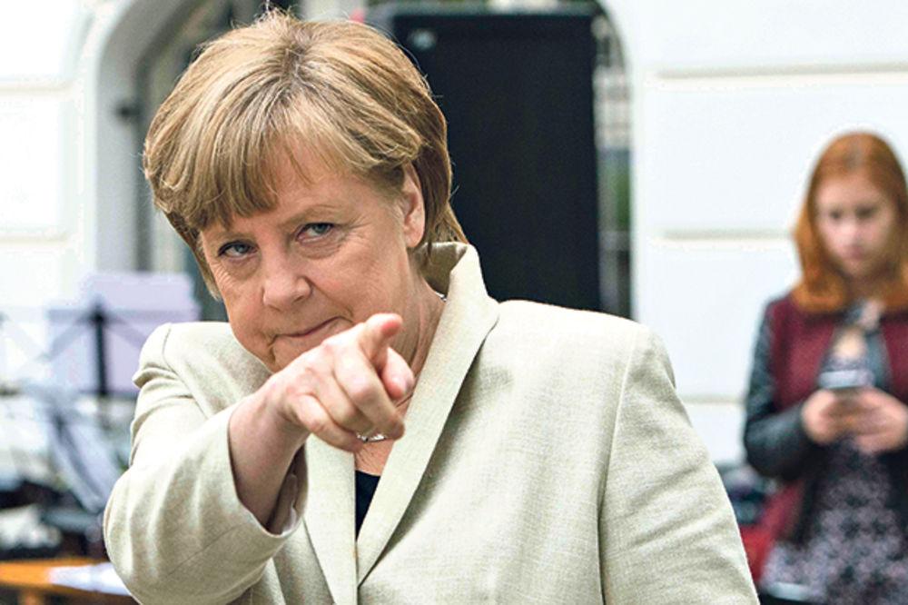 MERKELOVA ZAPEČATILA SUDBINU BRITANIJI: Nema više povratka u Evropsku uniju!