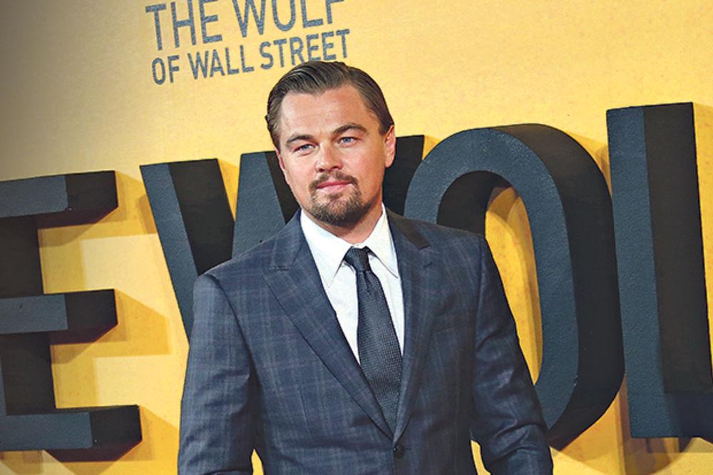 Leonardo Dikaprio, foto AP