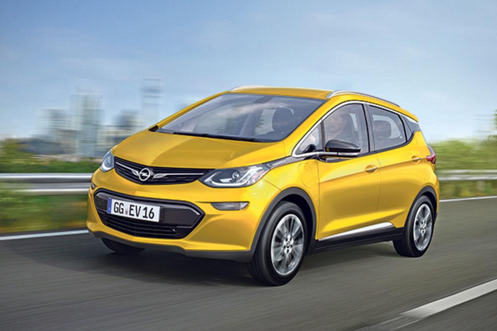Opel, opel ampera, opel ampera-e, foto Opel