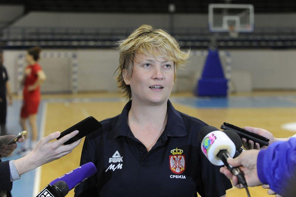 PRIPREME ZA RIO: Košarkašice Srbije putuju u Francusku na turnir