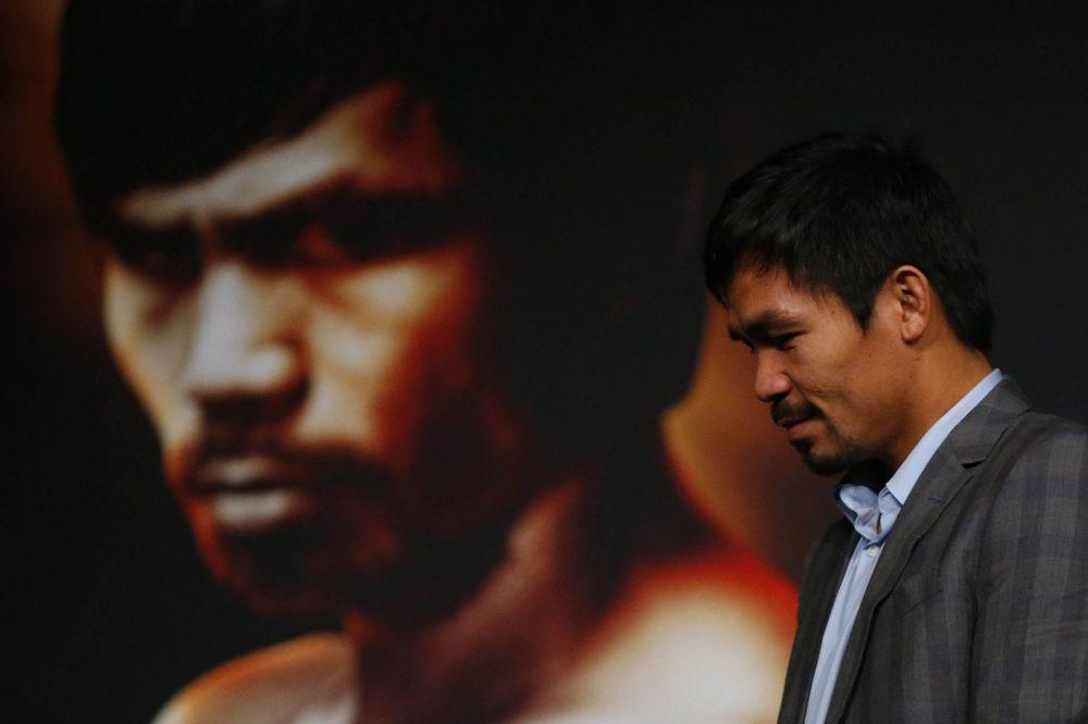 PAKJAO ŽIVI U STRAHU: Teroristi koji odrubljuju glave taocima planiraju da otmu slavnog boksera