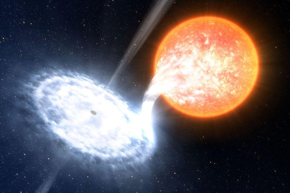 (VIDEO) Šta ako se crna rupa pojavi blizu Zemlje? Bili bismo ko loptica za golf...
