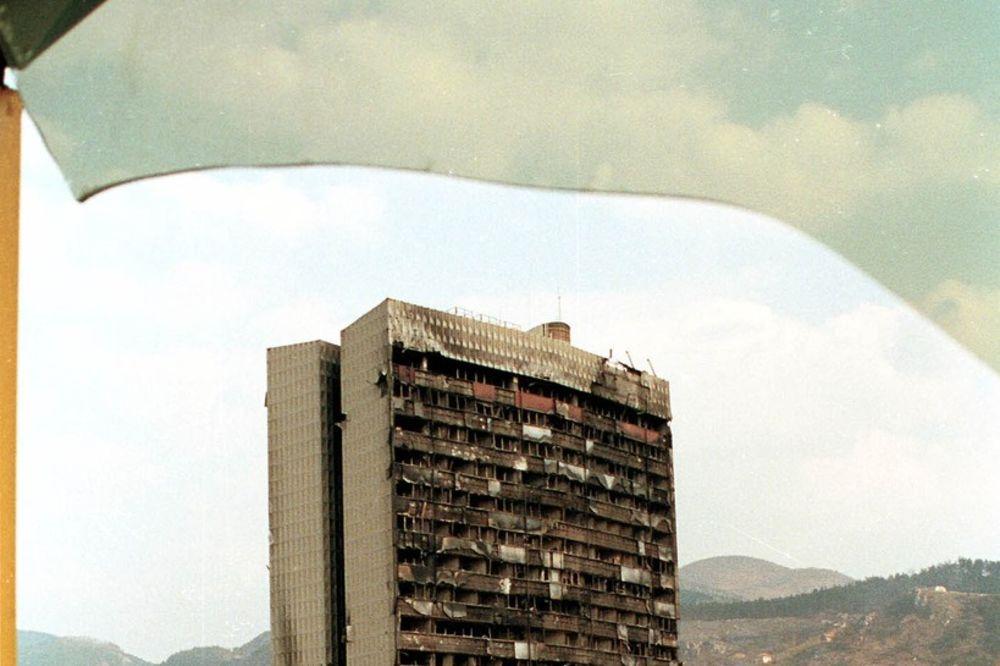 Sarajevo starije druzenje dame za Dame za