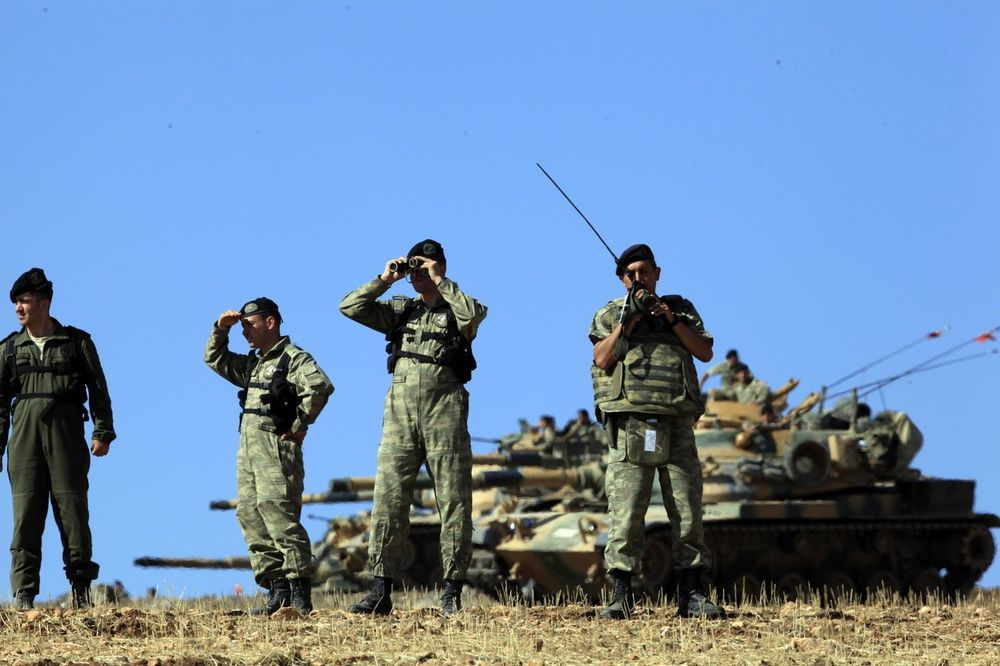 Kurdi, PYD, Foto Profimedia
