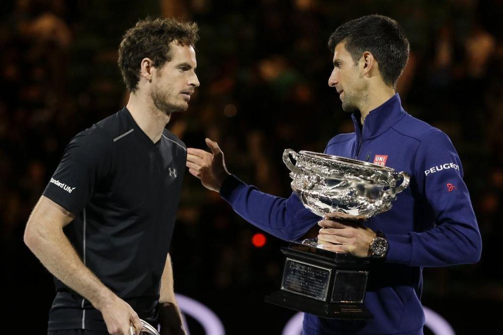 KLADIONICE HITNO REAGOVALE: Posle rušenja Mareja, Novak favorit da osvoji sva četiri Gren slema!