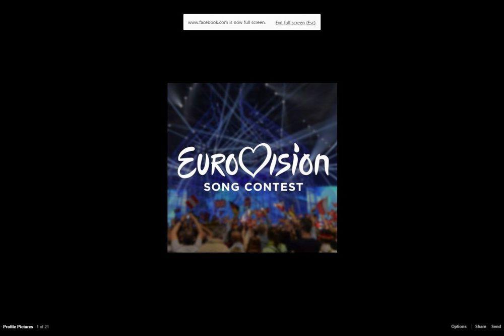 TAČI, NI OVDE TE NEĆE: Evrosong zabranio zastavu Kosova!