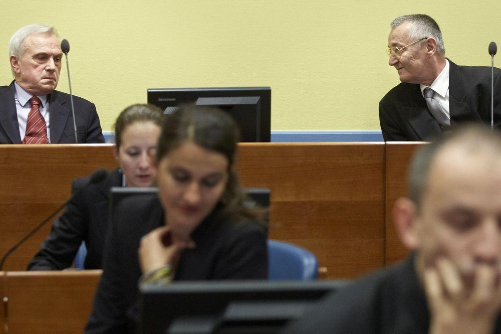 HAG: Ponovljeno suđenje Jovici Stanišiću i Franku Simatoviću najranije u decembru ove godine