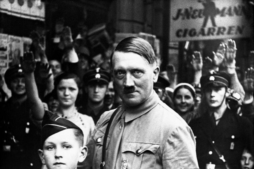 Adolf Hitler, Foto: Profimedia