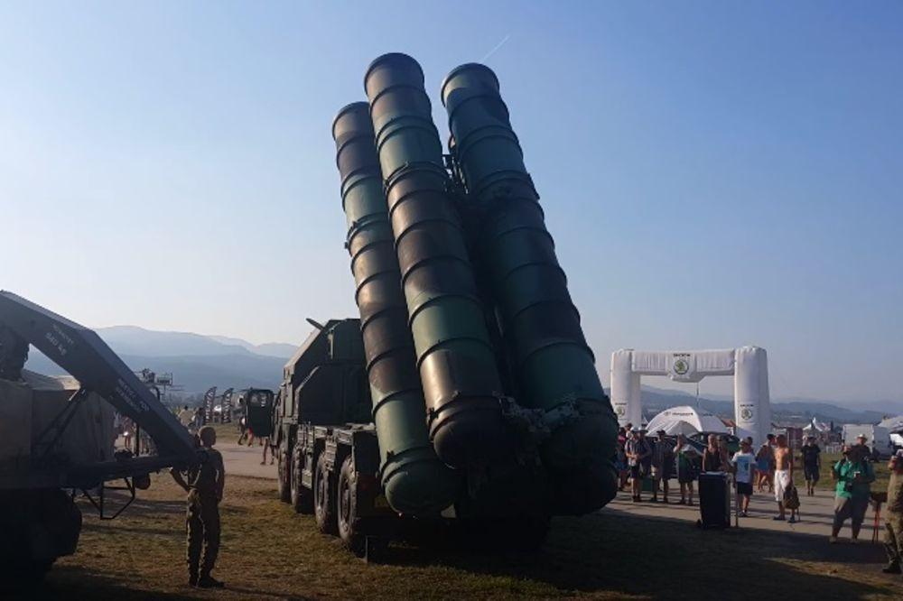 Iran: Raketni sistem S-300 čuva nuklearno postrojenje