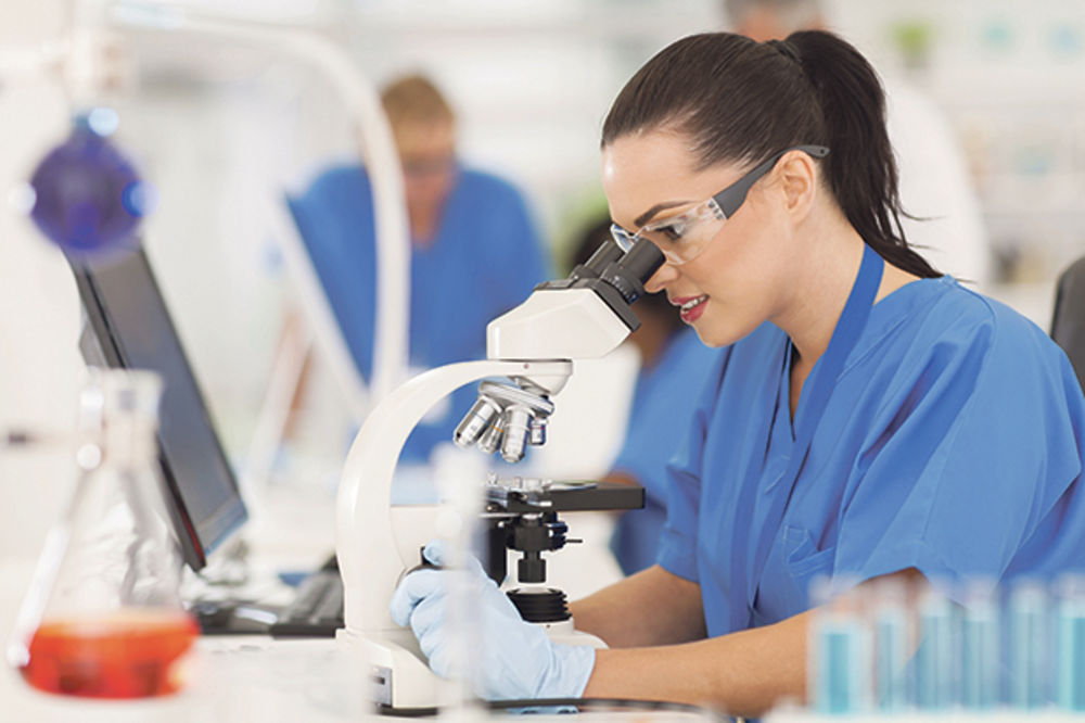 Laboratorija, krv, foto Thinkstock