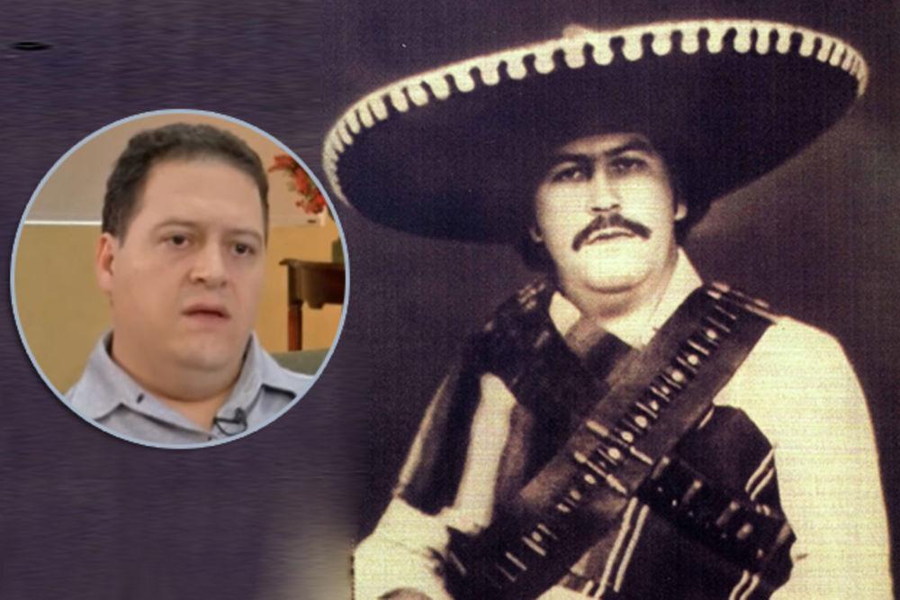 ESKOBAR MLAĐI PROGOVORIO: Sin kralja kokaina otkrio šokantnu istinu o smrti svoga oca