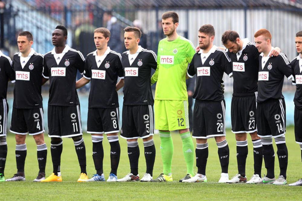 (VIDEO) PODRŠKA BIVŠIH IGRAČA: Fudbaleri Partizana dobili veliki motiv uoči 150. večitog derbija