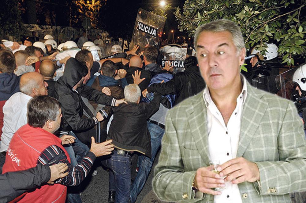 Milo Đukanović, Demokratski front, foto Beta AP, Fonet