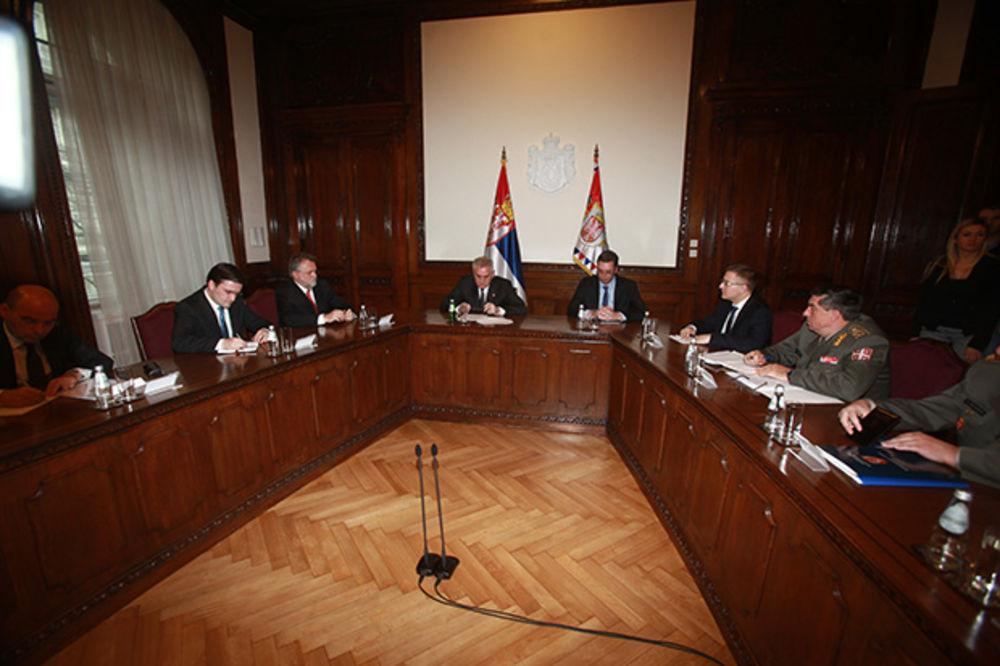 SAZNAJEMO: Hitna sednica Saveta za nacionalnu bezbednost zbog Kosova!