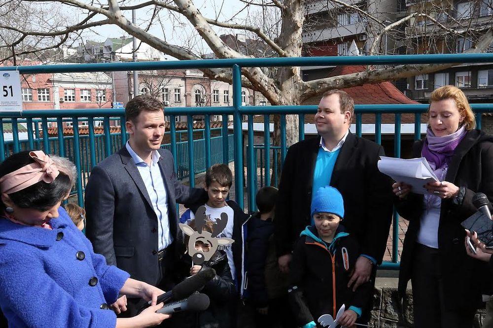 MALI: Ulaganjem u Beogradski zoološki vrt privlačimo nove posetioce - Kurir