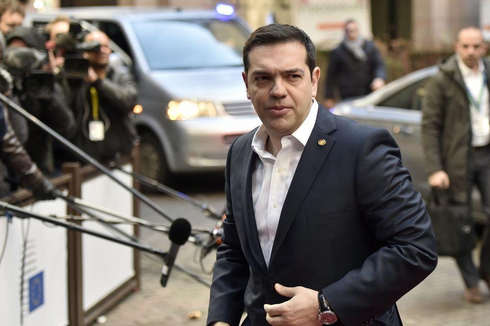 CIPRAS HOĆE NOVI USTAV: Narod treba da bira predsednika i Grčka da bude verski neutralna