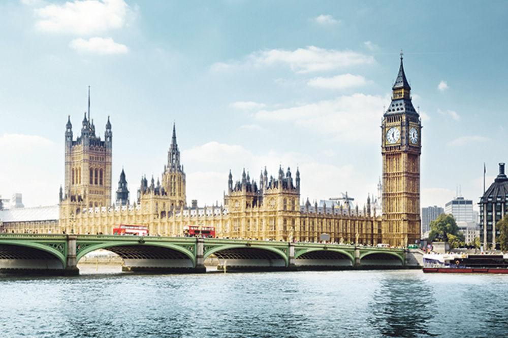 DŽIHADISTI SPREMALI NAPAD NA LONDON: Glavna meta atrakcije Big Ben i Londonski most