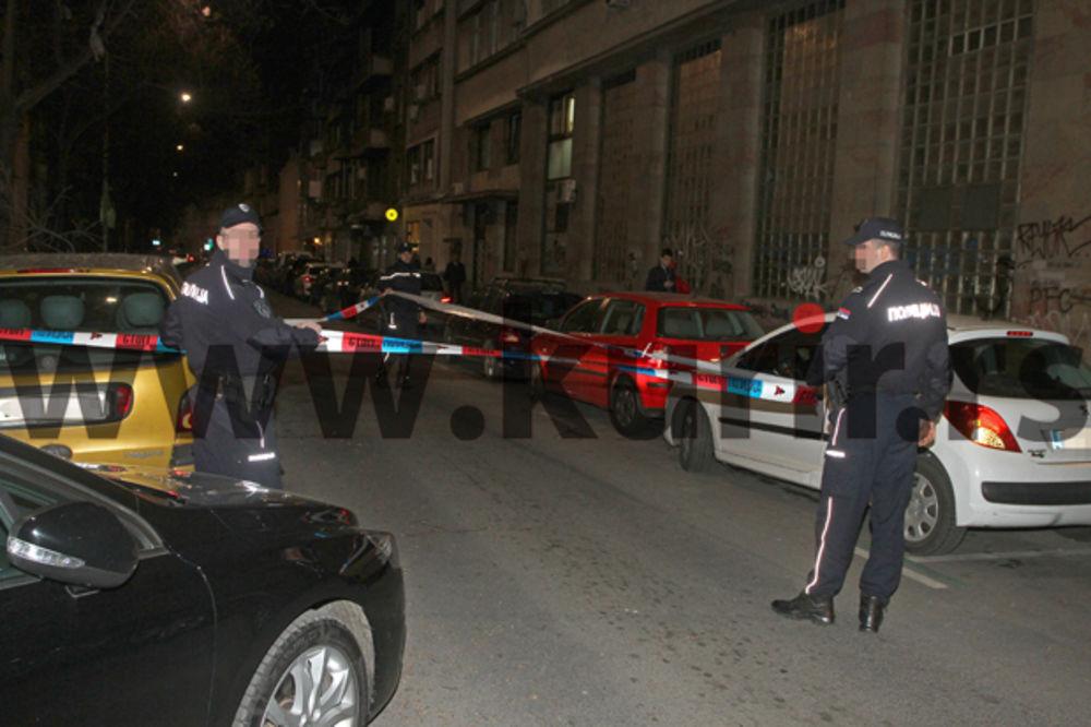 (FOTO) HOROR U BEOGRADU: Učenica (16) pala sa zgrade Trgovačke škole