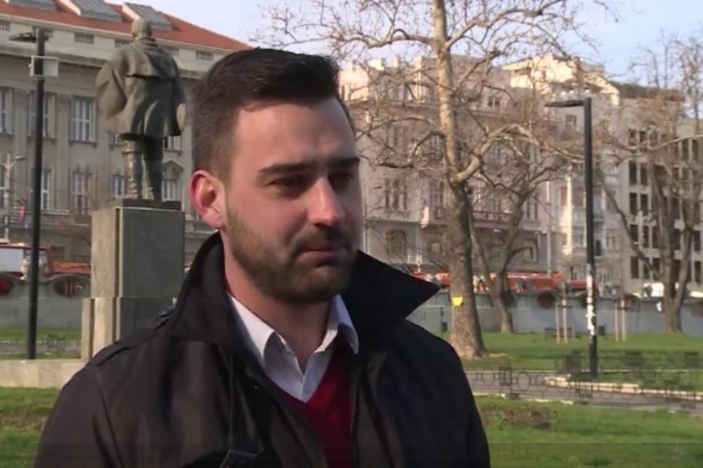 DA MLADI VIŠE NE BEŽE IZ ZEMLJE: Protestna šetnja studenata Beogradom u nedelju