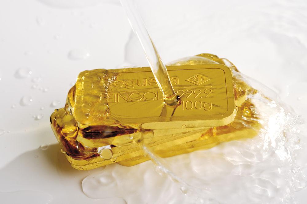 Zlatna čokolada umesto novca