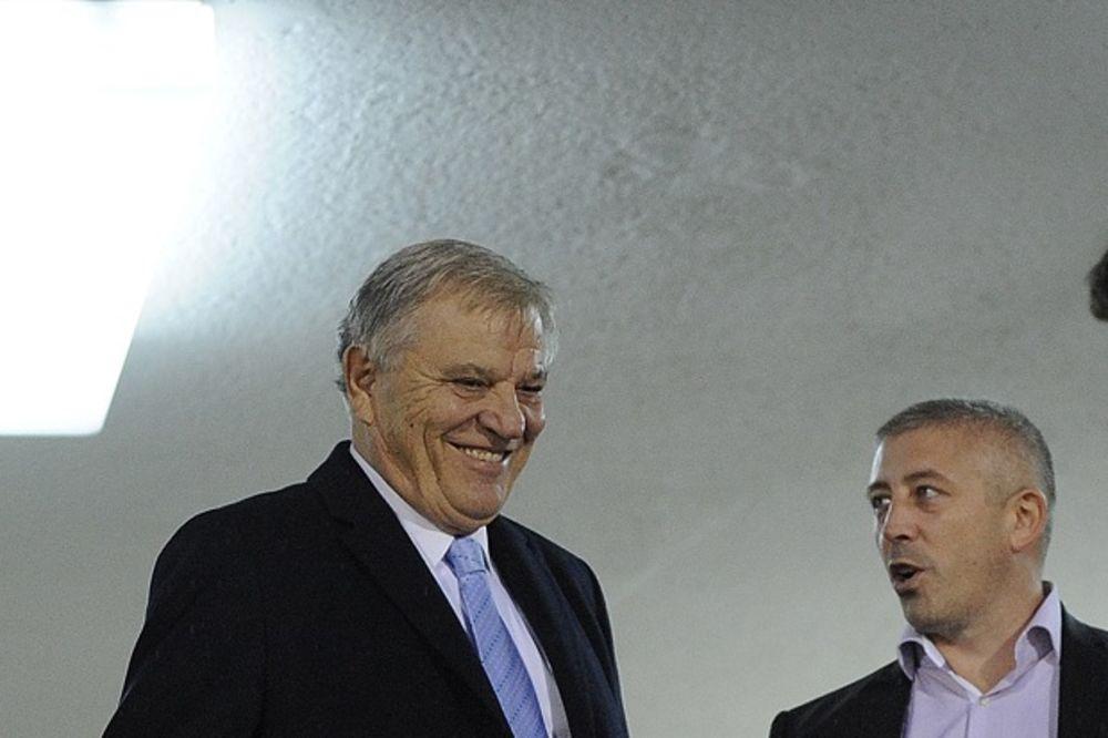 BURNO U FSS: Karadžić i Kokeza sumnjaju u sudijsku organizaciju zbog derbija