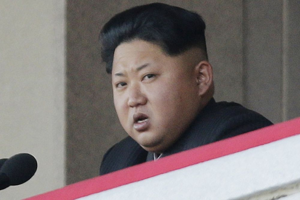 Kim Dzong Un Foto AP