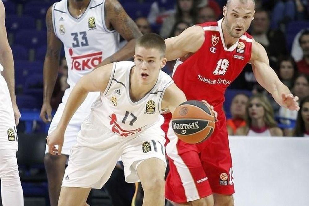 NE ŽELI DA IGRA ZA SRBIJU: Košarkaški biser Real Madrida izabrao Crnu Goru!