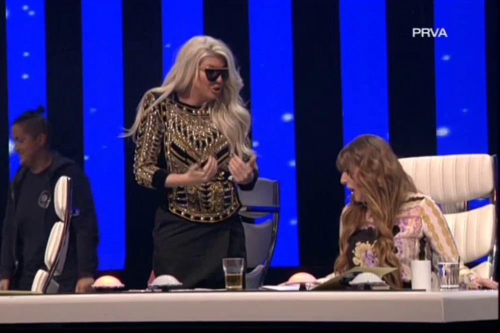 Jelena, Viki, foto: Printkskrin TV Prva