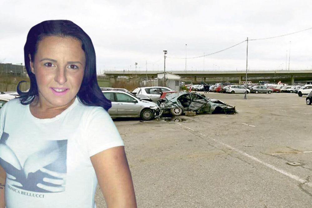 Dragana Pavlović, Ugrinovci, saobraćajna nesreća, bmw