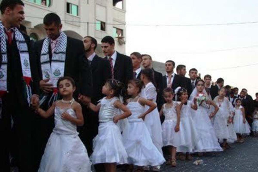 ludi svet, tradicija, vencanje, brak, deca