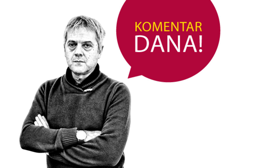 Nikica Lopičić, komentar dana, foto Kurir