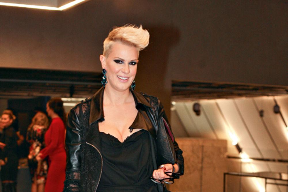 Tijana Dapčević, foto Dragana Udovičić