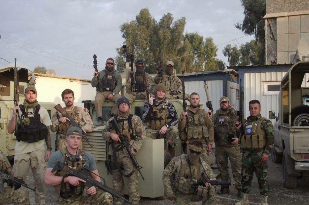 Lovci na džihadiste Foto Printscreen Twitter