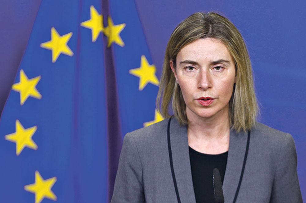 MOGERINI: EU ne planira da formira svoju vojsku