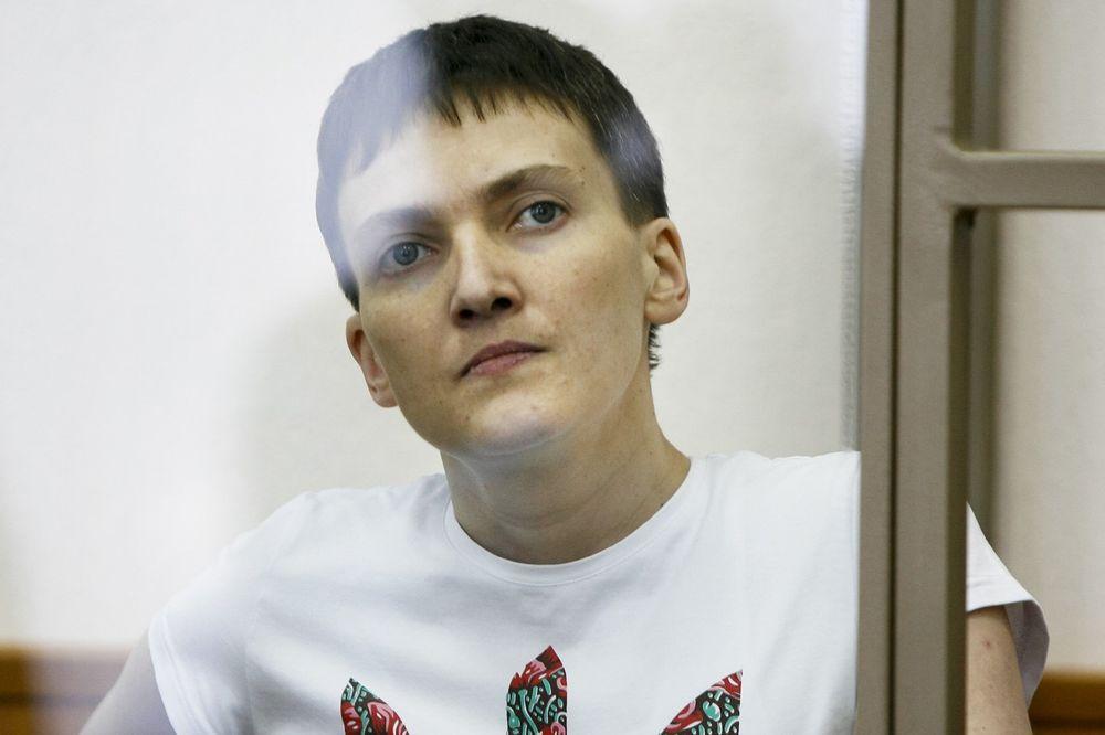 RAZMENILI 2 VOJNIKA ZA SAVČENKO: Nađa se vraća u Ukrajinu!