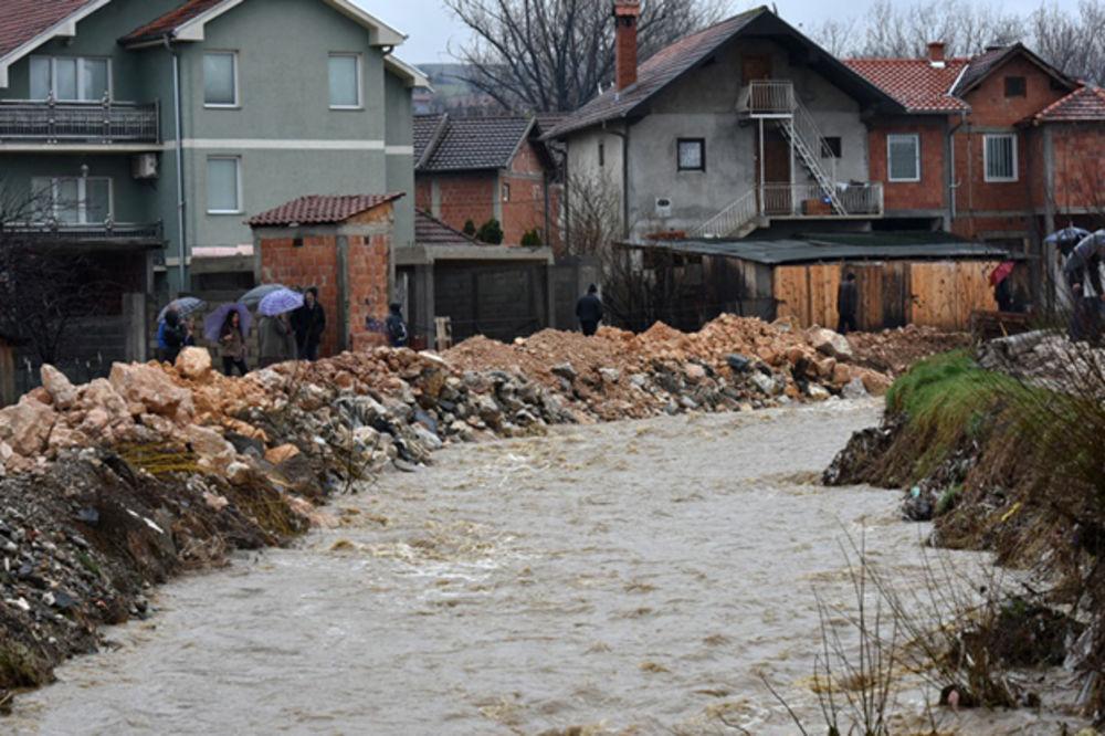 Reke miruju, problem sa vodosnabdevanjem u Novom Pazaru