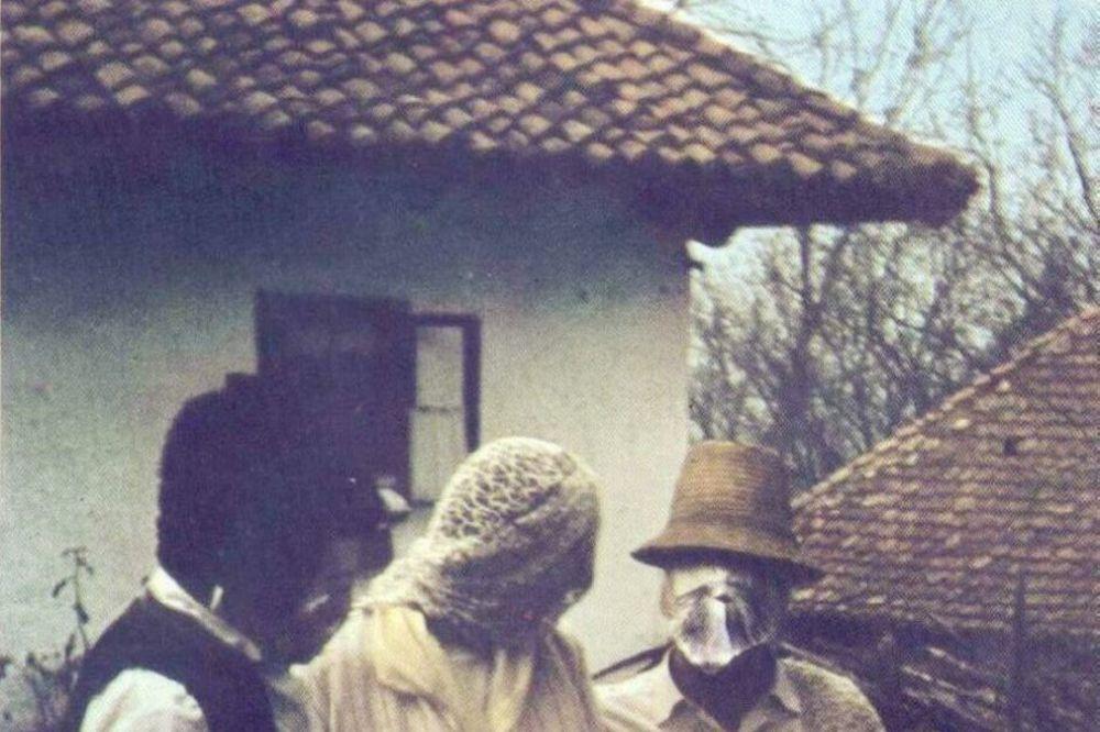 Poklade, maske, foto Wikipedia