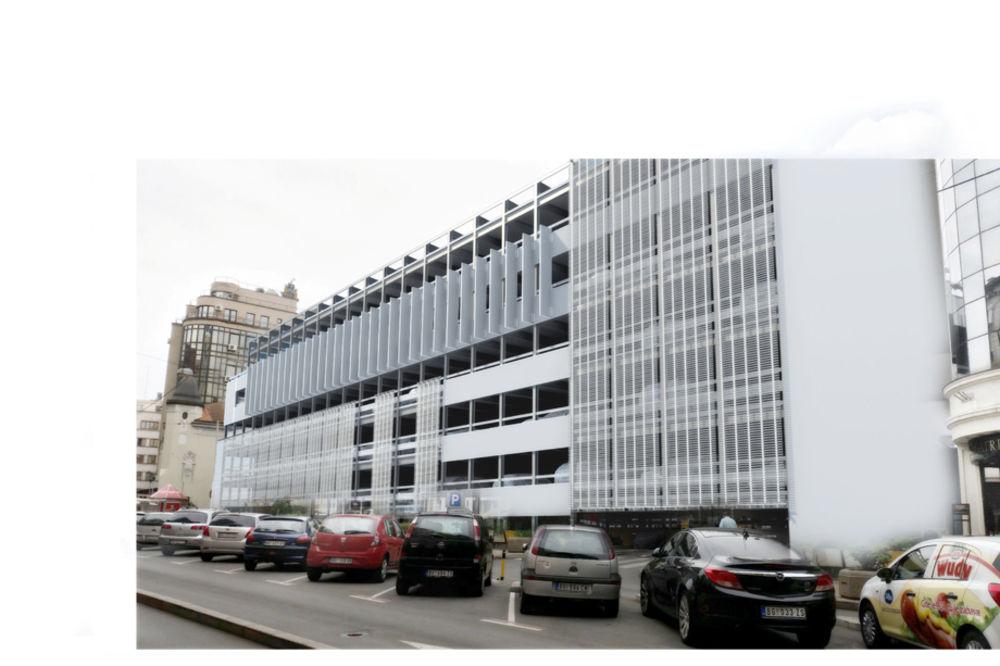 STRPLJIVO U POTRAZI ZA PARKINGOM: Obilićev venac od danas zatvoren zbog rekonstrukcije garažže