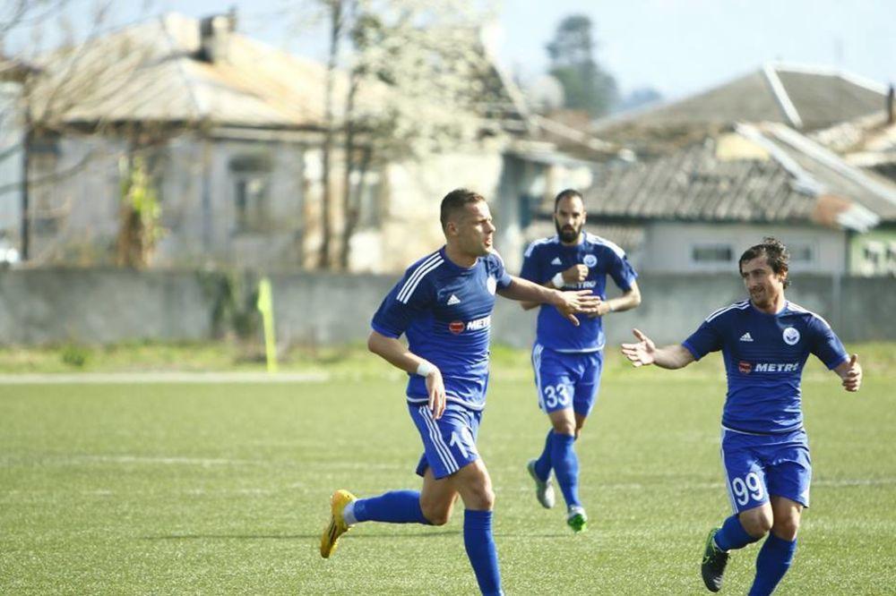 SRPSKI FUDBALER BLISTA U GRUZIJI: Nikola Komazec sam vuče Dinamo Batumi