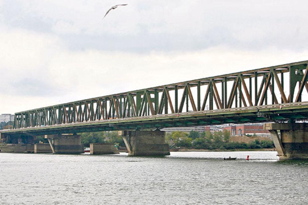 DRAMA NA PANČEVCU: Devojčica (16) skočila sa mosta