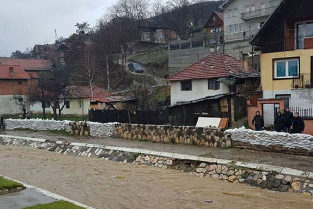 novi pazar, poplave, sanacija, obnova, foto Senko Župljanin